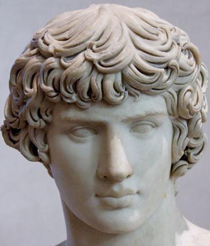ANTINOO-EMPERADOR ADRIANO