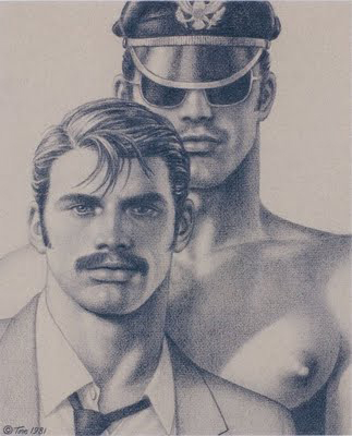 Tom of Finland, Untitled, 1981