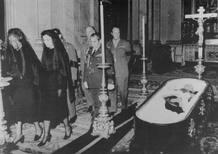 entierro de Franco