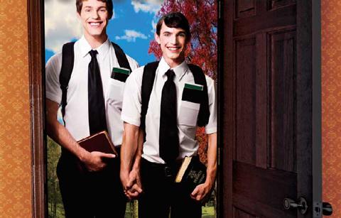 mormons at door