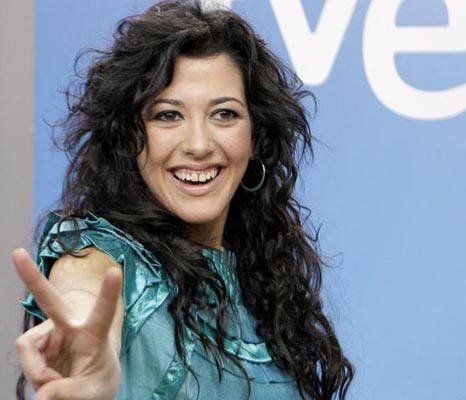 lucia perez eurovision