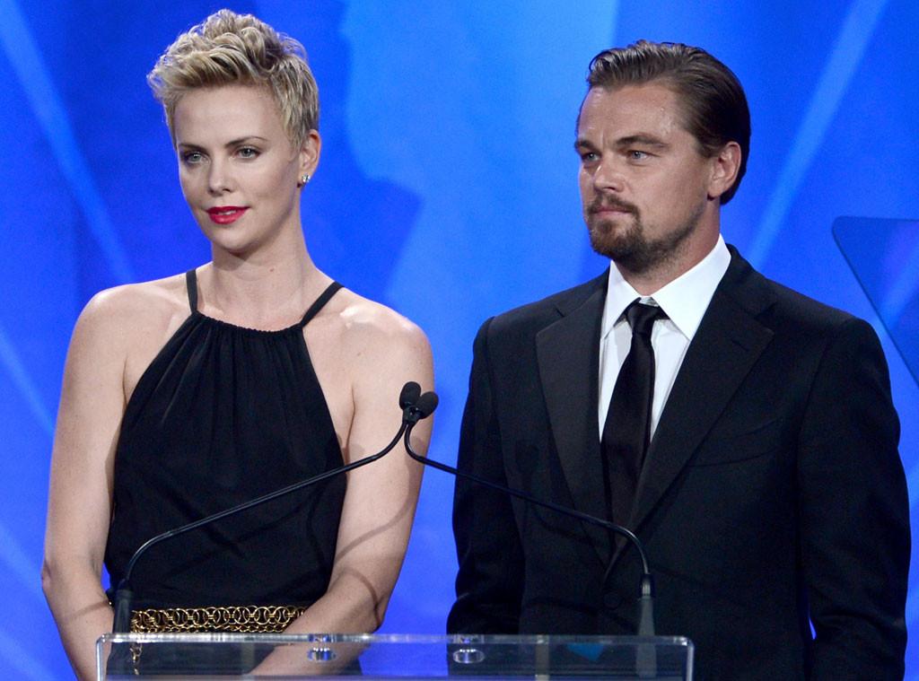 Leonardo Di Caprio participa en la Glaad Media Awards 2013