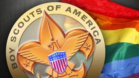 Los Boy Scouts permitirán el ingreso de jóvenes gay